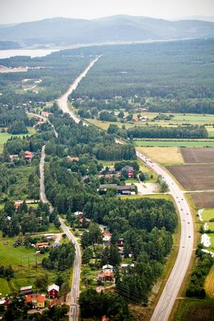 Trafikverket vill göra riksväg 50, mellan Glössbo och Söderhamn, smalare – med hänvisning till trafiksäkerhet.