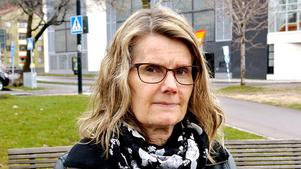Eva Franzén, 55 år, säljare, Kvissleby:
