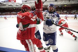 Mattias Karlsson har inte spelat sedan direktkvalet mot Mora.