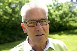 Lars-Åke Larsson, ordförande för Hyresgästföreningen region mitt. Arkivfoto: Per Knutsson