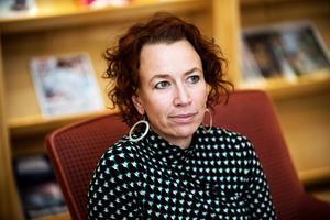 Christina Höj Larsen (V).