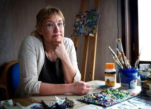 Barnboksförfattaren och illustratören Boel Werner deltar i helgens bokkalas i Smedjebacken.Foto: Gunne Ramberg