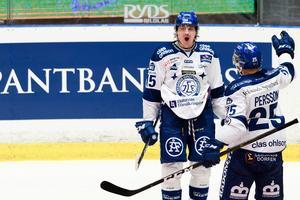 Den här killen avgör Play Off – Johan Porsberger. Foto: Simon Hastegård / Bildbyrån.