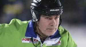 Hasse Hellgren är ordförande i elitdomarnas kamratförening.