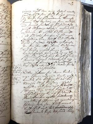 I rättegångsprotokollen från Svea hovrätt år 1720 (Riksarkivet) upptäckte Maria Landin och Björn Öberg att det inte var två bröder som tvistade om