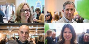 LT frågade Elisabet Qvarford, Rickard Sundbom, Mouris Eliya och Sara Jervfors om deras favoriter bland deltagarna i tävlingen Matlust.