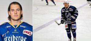 KHC har plockat in Viktor Lennartsson (lilla bilden) eftersom Marcus Viitanen är skadad.