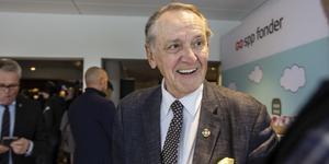 Jan Eliasson på klimatekonomisk konferens på Frösön.