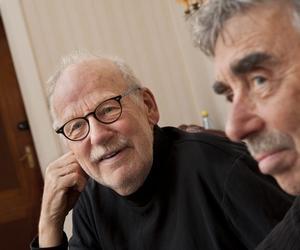 Jon Skolmen syntes i samtliga Sällskapsresan-filmer tillsammans med Lasse Åberg. Foto: Jonas Ekströmer TT