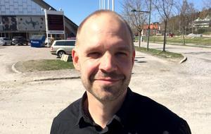 Magnus Wållström, 43, controller, Sundsvall: