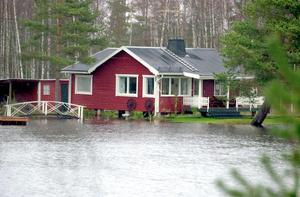 Sjönära brukar vara ett bra försäljningsargument.Foto: Mikael Hellsten/arkiv