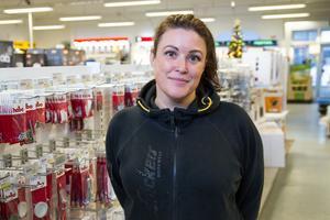 Jenny Ramström är butikschef hos Beijer i Söderhamn.