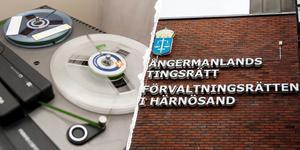 Inspelningen fungerade inte under hela Östersundsmålet på Ångermanlands tingsrätt. Foto: Arkivfoto/Hanna Persson.