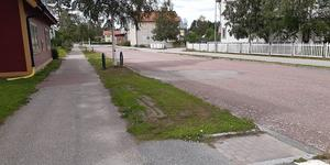 Jämtlandsgatan.