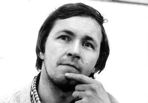 Roy Andersson 1974. Foto: Studio 24