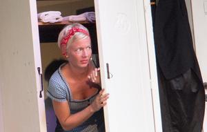 Ida Jensen i rollen som Cornelia.
