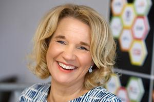 Lena Lagestam (C). Hon stod som nummer 16 på C-listan. Med 198 personröster blev hon mest kryssade centerpartist.