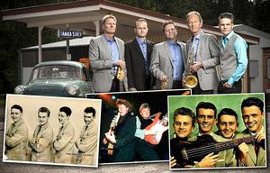 Popnix från Falun gör Sven Ingvars-show med låtar från 60-74. Dessutom ställer sångaren Sten ut sin samling med skivor, bilder, instrument med mera.