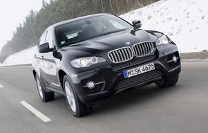 BMW X6 M.Foto: BMW