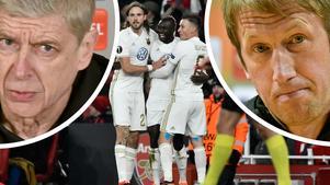 Insändarskribenten riktar ett stort tack till fotbollsunderhållningen som Östersunds FK bjudit på under sitt Europaäventyr.