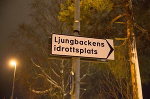 Ljungbackens idrottsplats i Järna ska få en ny ishall och en ny uterink. Andra saker finns det också planer för.