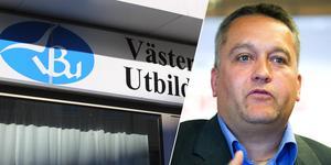Nye VBU-chefen Mikael Fältsjö ser fram emot att välkomna årets cirka 330 elever till gymnasiets program den 19 augusti.