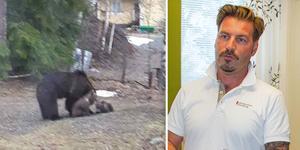 Efter beslut från länsstyrelsen sköts natten mot torsdagen en björnhona med årsungar i Los.