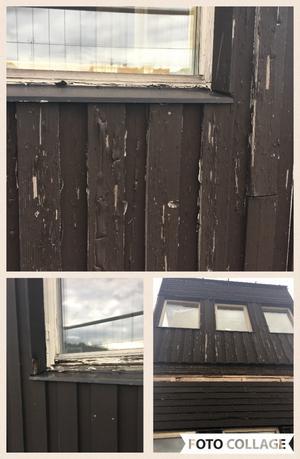 Baracker med flagande färg och ruttna fönster har förärats fotbollsanläggningen i Hallsberg.