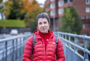 Ida Hall, 33 år, naprapat, Södermalm.