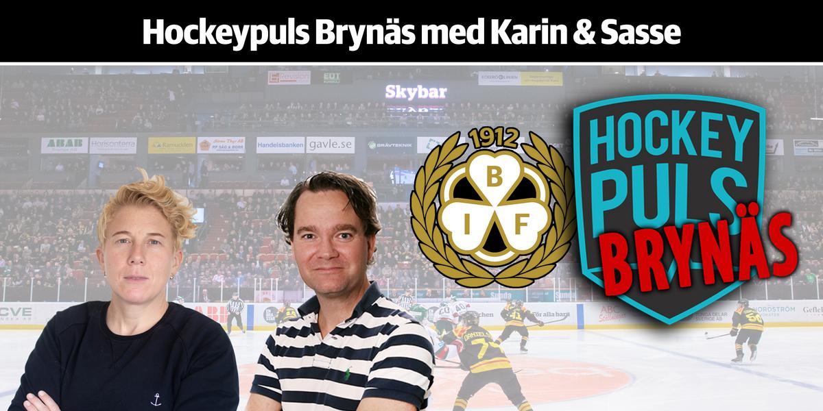 Chockminuten på Hovet och nya målvaktstränaren – här är veckans specialprogram om Brynäs