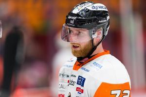 Efter utflykter till diverse klubbar är Jocke Rohdin tillbaka i Gävle och Brynäs. Foto: Pär Olert/Bildbyrån.