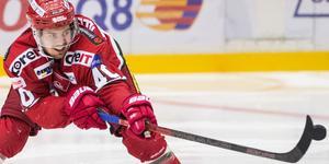Kontraktet går ut, men Kalle Jellvert kommer att dra på sig den röda Mododressen även nästa säsong. Bild: Erik Mårtensson/TT