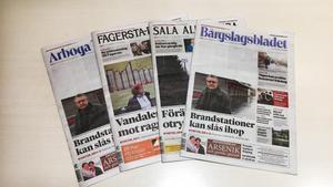 Digitala nyheter bör ha samma moms som tryckta tidningar.Foto: VLT:s arkiv