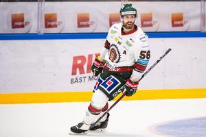 Jonathan Sigalet är klar för Brynäs. Bild: Fredrik Karlsson / BILDBYRÅN
