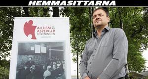 Magnus Agestav, ordförande i Autism- och aspergerföreningen i Västmanland.