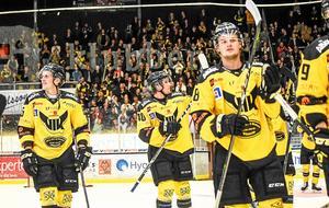 VIK är klar seriesegrare i Hockeyttan Västra säsongen 17/18 med en omgång kvar att spela.