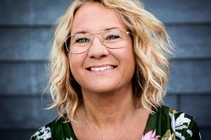 Helena Nyman, ny chefredaktör på DT.