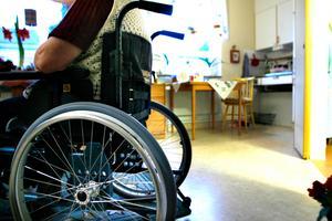 Antalet äldre Säterbor som behöver hemtjänst eller bostad på särskilt boende har börjat öka.