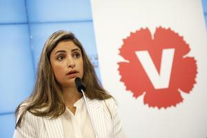Skribenten ställer sig kritisk till Vänsterpartiets agerande i hyresfrågan. Foto: Christine Olsson/TT