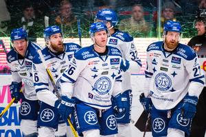 Leksand möter Tingsryd i sin första match. Foto: Simon Hastegård (Bildbyrån).