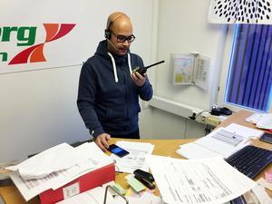 Oroliga chaufförer hör av sig. Telefonen går varm hos Jeff Höglund på Byberg och Nordins kontor i Härnösand