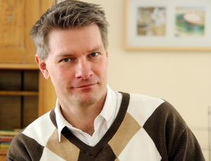 Thomas Lindberg. Fotot är från 2013.Foto: Tobias Gillberg/arkiv