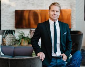 Patrik Gustafsson, Storkundsansvarig för elhandel på Sundsvall Energi.Foto: Sundsvall Energi