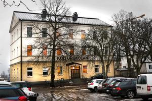 – Jag har inte svarat att kulturskolan är nedläggningshotad, säger rektor Micke Långs.