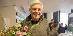 Här är han, Leif Hermansson, Årets Granne 2018 i Smedjebacken.