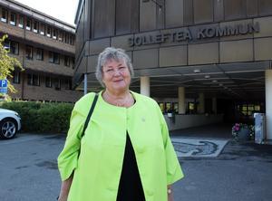 Efter 16 år som kommunalråd slutade Elisabet Lassen (S) den sista augusti.