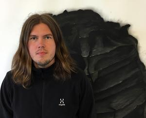 Marcus Wallström har precis avslutat ett år på Sigtuna folkhögskolas konstlinje.