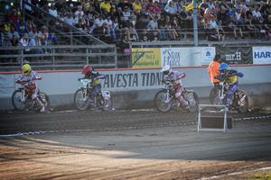 Fjolårets möten slutade med dubbla segrar för Rospiggarna. 49–41 hemma och 51–39 i Avesta.