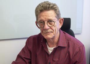 Frasse Eriksson, tillståndshandläggare på Kommunförbundet Hälsingland, KFH.