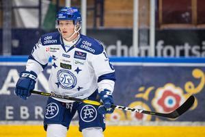Axel Bergkvist kan vara en back som lånas ut nästa vinter. Foto: Bildbyrån.